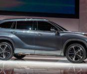 2021 Toyota Highlander Xse Hybrid Price Interior