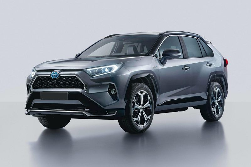 2021 Toyota Rav4 Electric Exterior Electrique Plug In