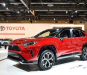 2021 Toyota Rav4 Where Built Branchable Hybride