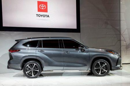 2021 Toyota Sequoia 2020 Spy Photos 2022