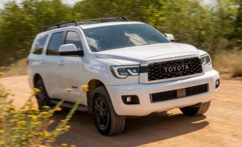 2021 Toyota Sequoia Ultimate