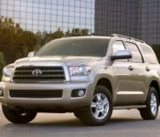 2021 Toyota Sequoia Accessories Aftermarket Suspension Alternator