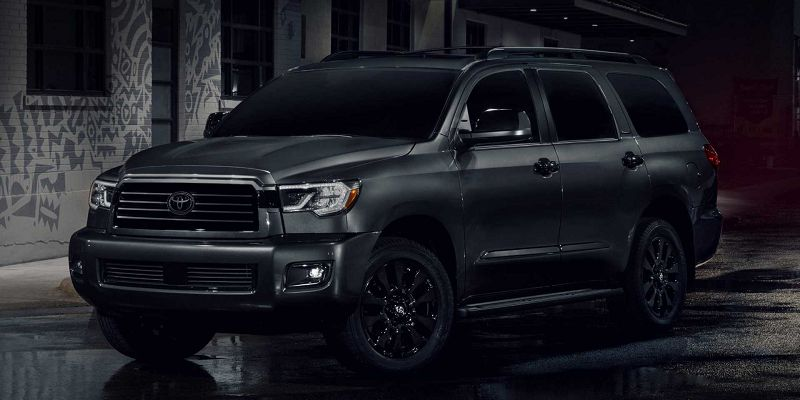 2021 Toyota Sequoia Hybrid Limited Mpg Redesign