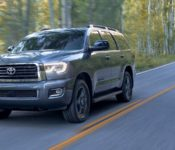 2021 Toyota Sequoia News Nightshade Concept Configurations
