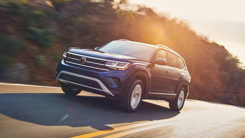 2021 Vw Atlas Canada Does Come Out