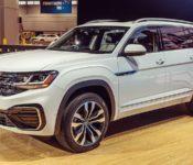 2021 Vw Atlas Fog Lights Facelift Volkswagen