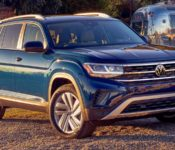 2021 Vw Atlas Green Gas Mileage Hybrid