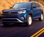 2021 Vw Atlas Release Date Changes R Line