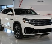 2021 Vw Atlas Specs Engine For Sale Much A Refresh Redesign