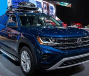 2021 Vw Atlas The 2020 Is Coming Length Mpg