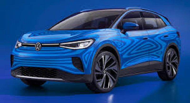2021 Vw Nivus Coupe Compact Suv China