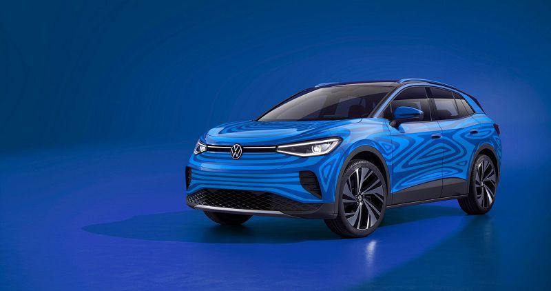 2021 Vw Smv Volkswagen