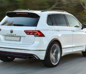 2021 Vw Tiguan Facelift 2020 Hybrid Automatic