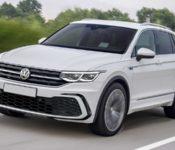 2021 Vw Tiguan Interior New Model Modelljahr