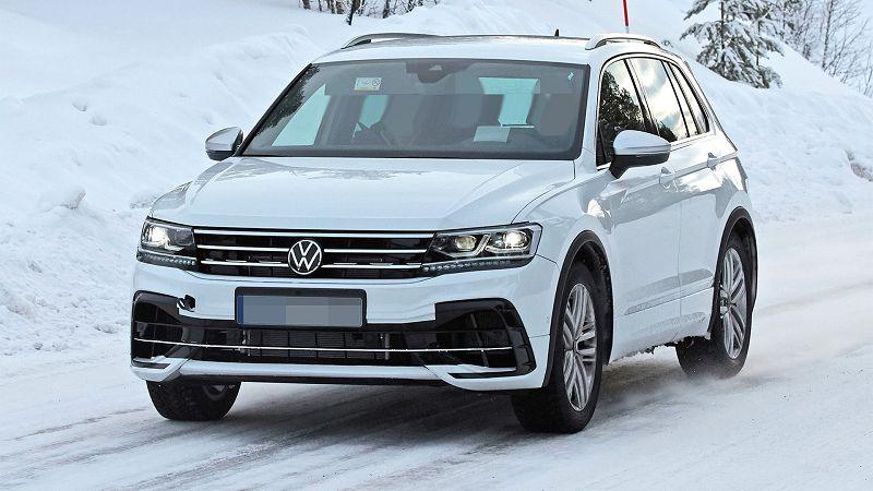 2021 Vw Tiguan Specs Allspace Volkswagen Changes