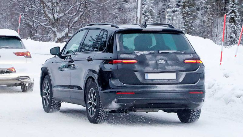 2021 Vw Tiguan When Does The Come Out