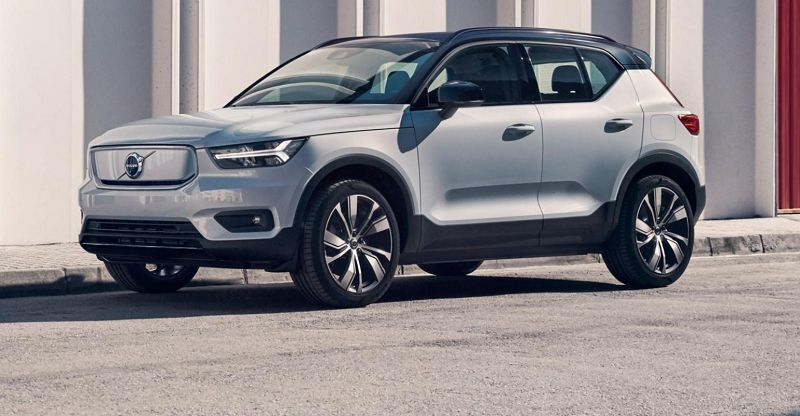 2021 Volvo Xc40 Accessories Awd All Wheel