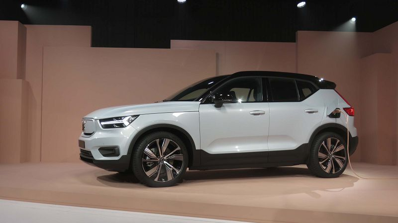 2021 Volvo Xc40 Coupe 2020 Laddhybrid Colors