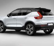 2021 Volvo Xc40 Interior Amazon Blue Cargo