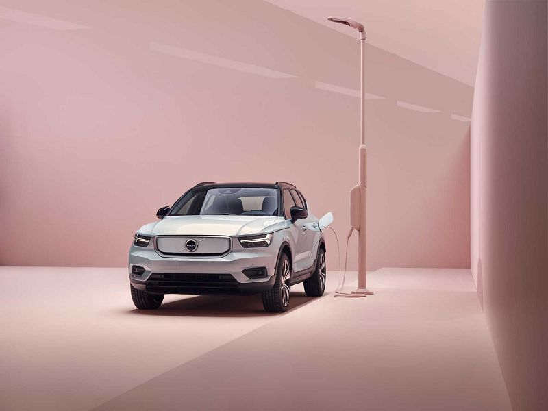 2021 Volvo Xc40 Package Austin The Suv