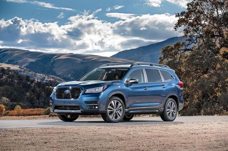 2021 Subaru Ascent Gas Mileage Lease Specs Specs 2019