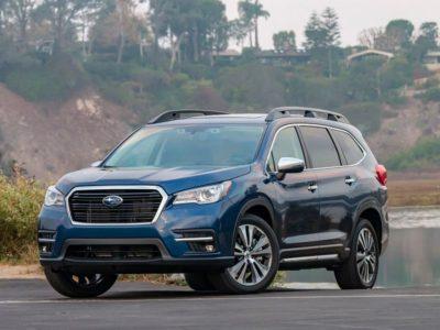 2021 Subaru Ascent News Colors Review