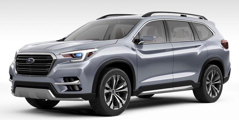 2021 Subaru Ascent Problems 2019 Reviews Crossbar