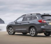 2021 Subaru Ascent Rumors Release Ate Changes