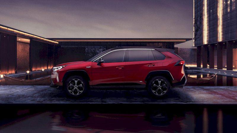 2021 Toyota Rav4 Awd Australia When Will