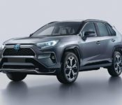 2021 Toyota Rav4 Ev Electrique Plug In Federal
