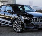 2020 Audi Q2 Specs 40 Sportback Black