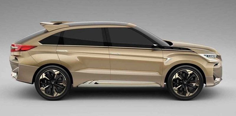 2020 Honda Crosstour Redesign Suv Release Pictures