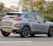 2020 Hyundai Kona Features Awd Sel Plus Cargo Volume