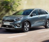2020 Kia Niro Ground Clearance 2016 Fe Lx