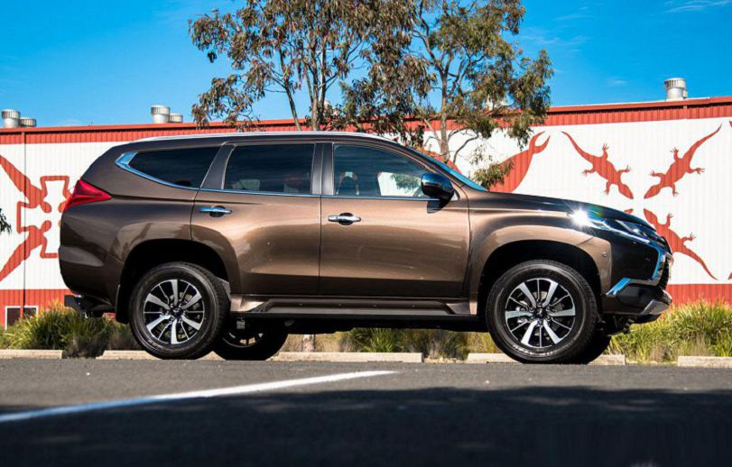 2020 Mitsubishi Pajero Black Edition For Sale