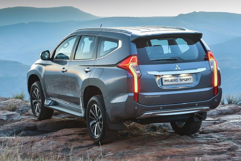 2020 Mitsubishi Pajero Philippines Usa Review Exceed