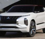 2020 Mitsubishi Pajero Specifications Montero Images Specs