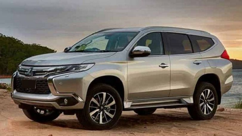 2020 Mitsubishi Pajero Sport Price In India