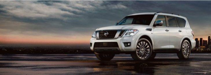 2020 Nissan Armada Cas Mpg Pics Cost Lease