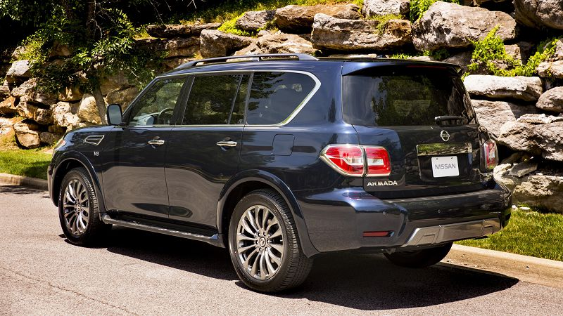 2020 Nissan Armada For Sale Towing Capacity