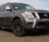 2020 Nissan Armada Sl Interior Specifications Platinum