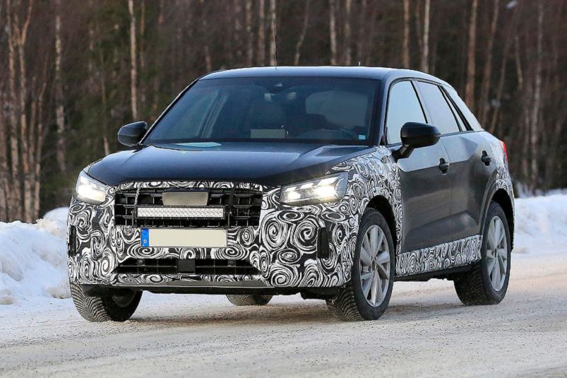 2021 Audi Q2 2018 Black Series S Line Original Quattro