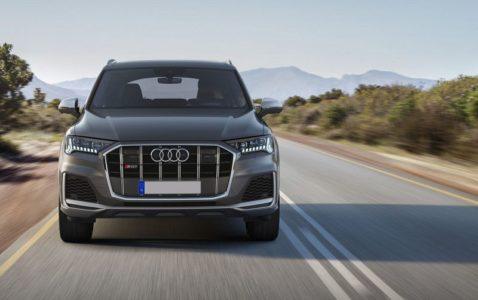 2021 Audi Q7 2019 Used Accessories Air