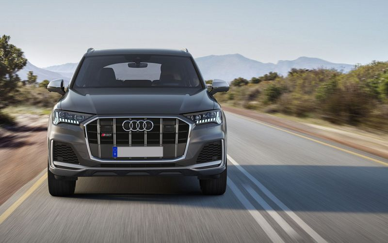 2021 Audi Q7 2019 Used Accessories Air