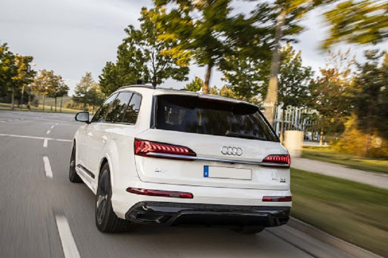 2021 Audi Q7 Suspension Apple Carplay Autotrader