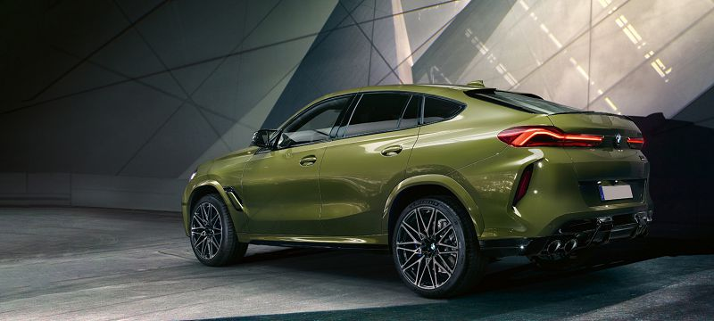 2021 Bmw X4 Awd The A Pattern Brake Pads Coupe