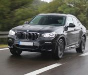 2021 Bmw X4 Body Style Change Bolt Dimensions