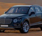 2021 Bentley Bentayga Inch Wheels Spy Pictures