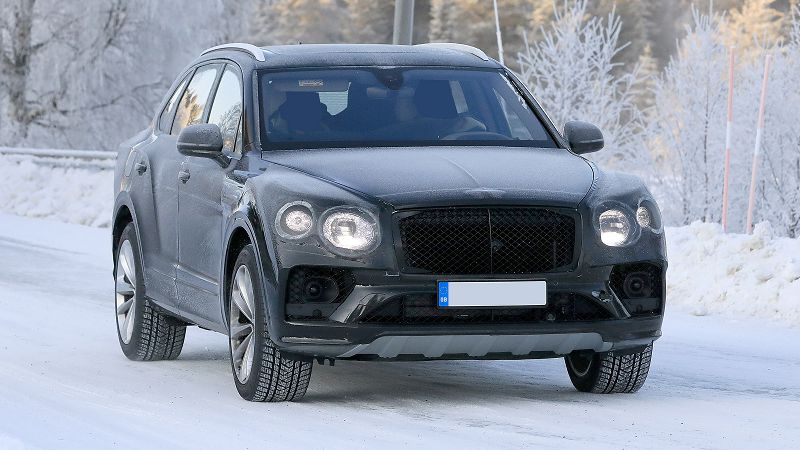 2021 Bentley Bentayga New Facelift With 24 Wallpaper Off Road Toy