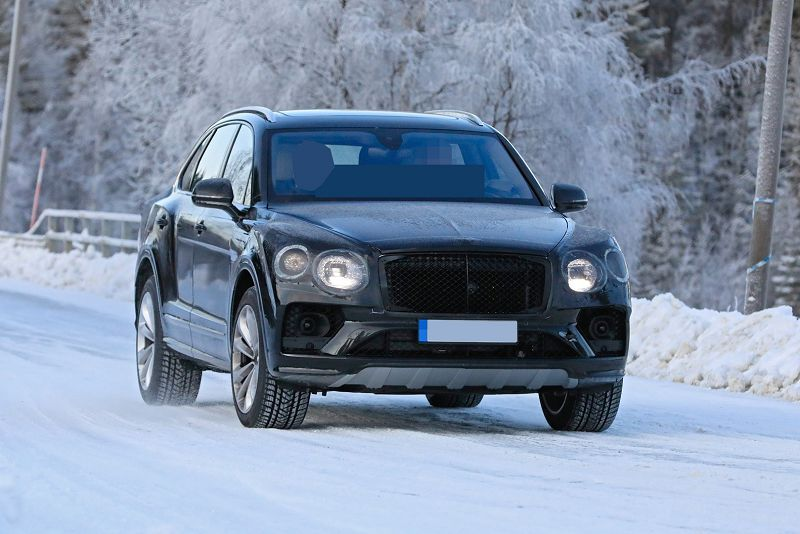 2021 Bentley Bentayga Speed Release Date Interior